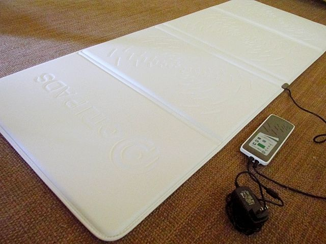 OMI PEMF Full Body Mat ElectroMeds offers the healing power of earths electro-magnetic fields EMF