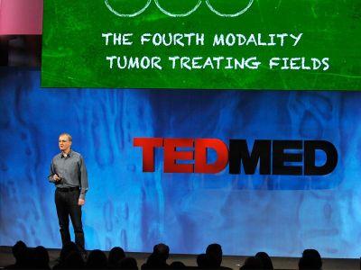 Treating cancer with electric fields – Bill Doyle: TedMed 2011 San Diego CA