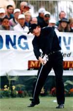 John Slawinski golfer