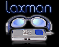Laxman Light & Sound Mind Machine ElectroMeds