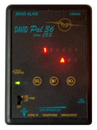 DAVID PAL36 with CES Cranio-Electro Stimulation