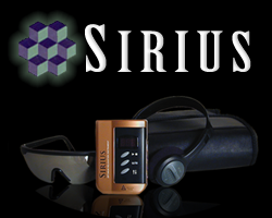 Sirius Light and Sound Mind Machine