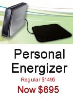 ElectroMeds Personal Energizer