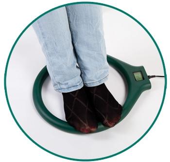 BioTorus LT100 Loop PEMF Orin Feet Ankles ElectroMeds