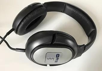 QRS Headphones ElectroMeds