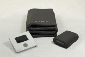 Sedona PEMF System, Dark Grey, mat.folded, ElectroMeds