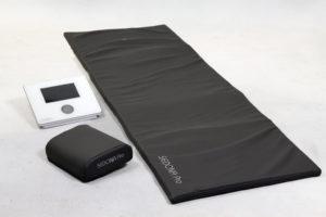Sedona PEMF System, Dark Grey, mat.unfolded, ElectroMeds