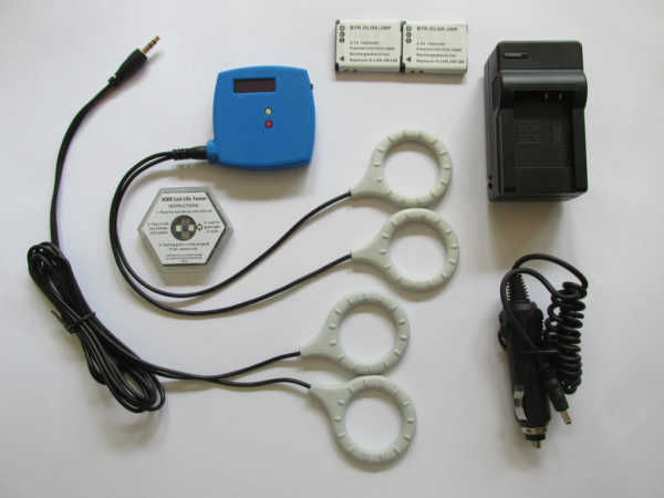 multipulse accessories includes charger batteries