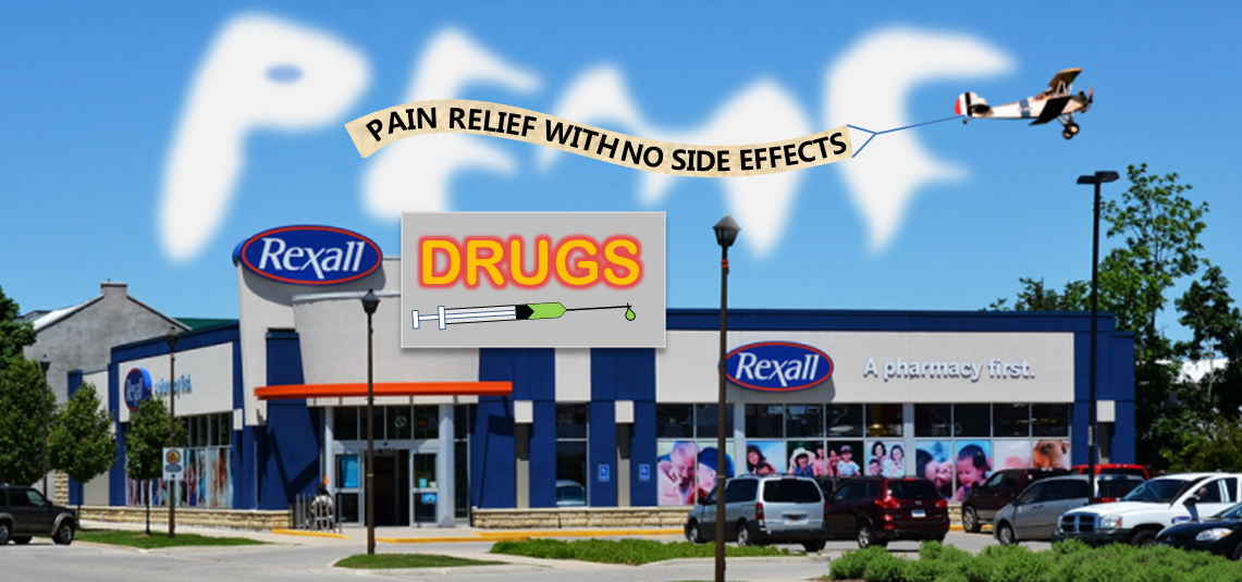 Pain Relief with ZERO Side Effects
