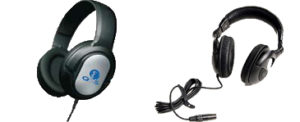 qrs applicator headphones